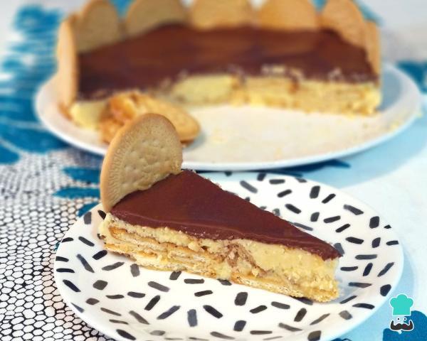 Receta de pastel alemán paso a paso