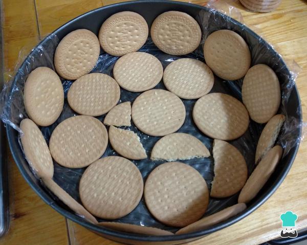 Receta de pastel alemán paso a paso - Paso 1