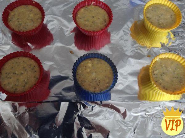 Receta de muffin de limón - Paso 5