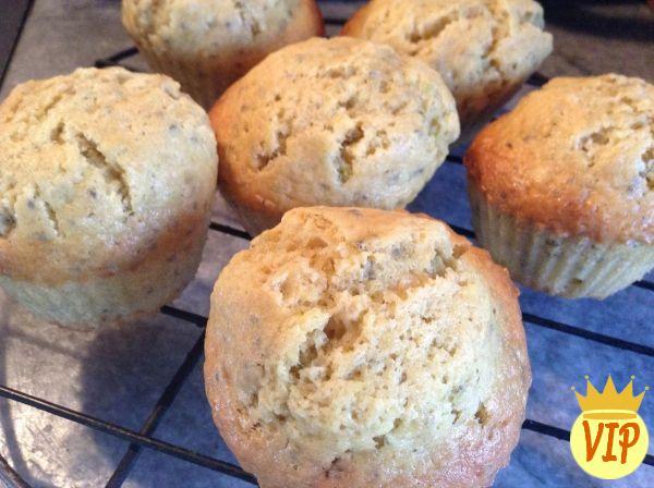 Receta de muffin de limón - Paso 7