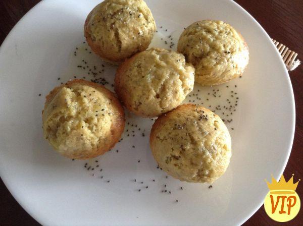 Receta de Muffin de Limón - Paso 8