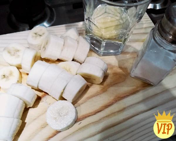Receta Blender Whole Banana Cake - Paso 2