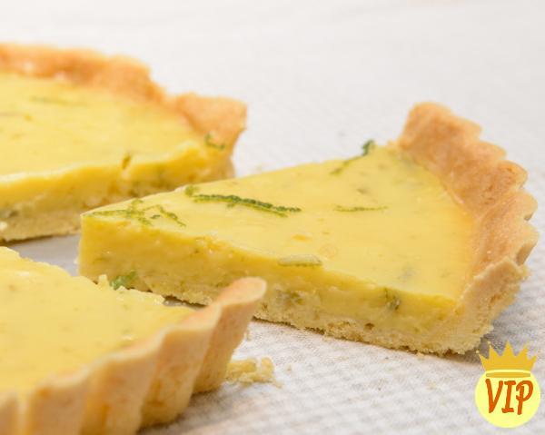 Receta para la dieta de tarta de limón - Paso 5