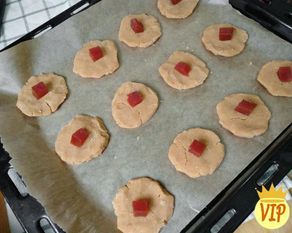 Receta de galleta de maní baja en carbohidratos - Paso 4