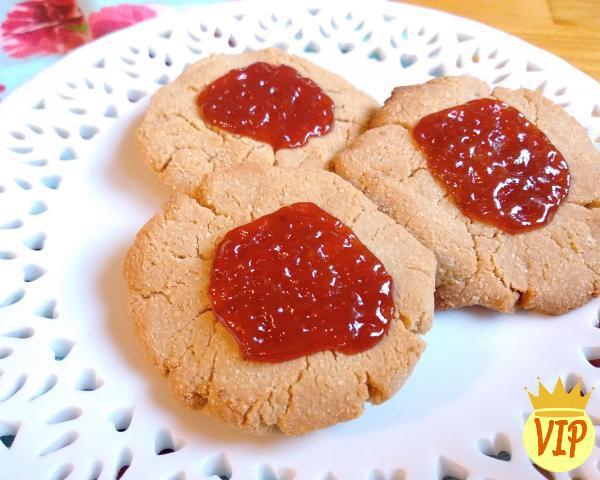 Receta de galleta de maní baja en carbohidratos - Paso 5