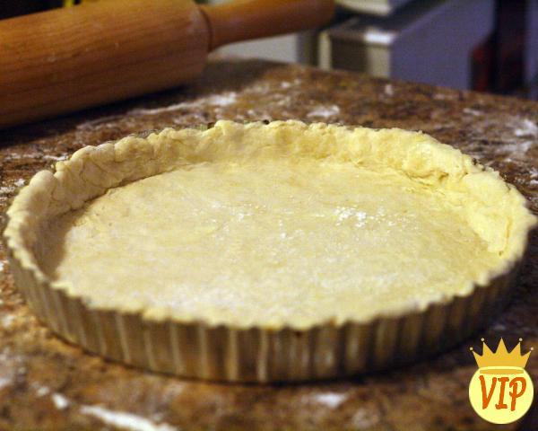 Receta para pastel de palmito salado - Paso 5
