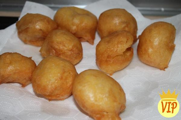 Receta para Dumpling de lluvia con harina de arroz y maicena - Paso 5