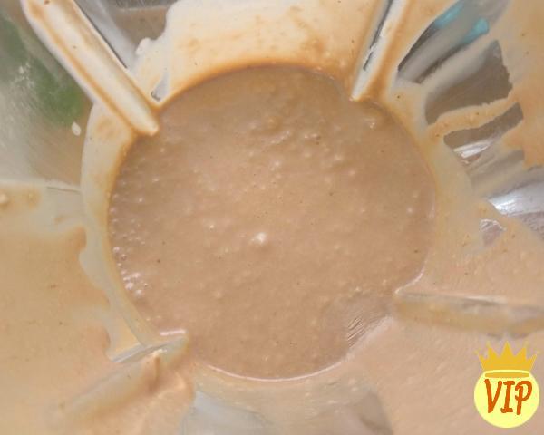 Pastel de chocolate helado con receta de galletas - Paso 4